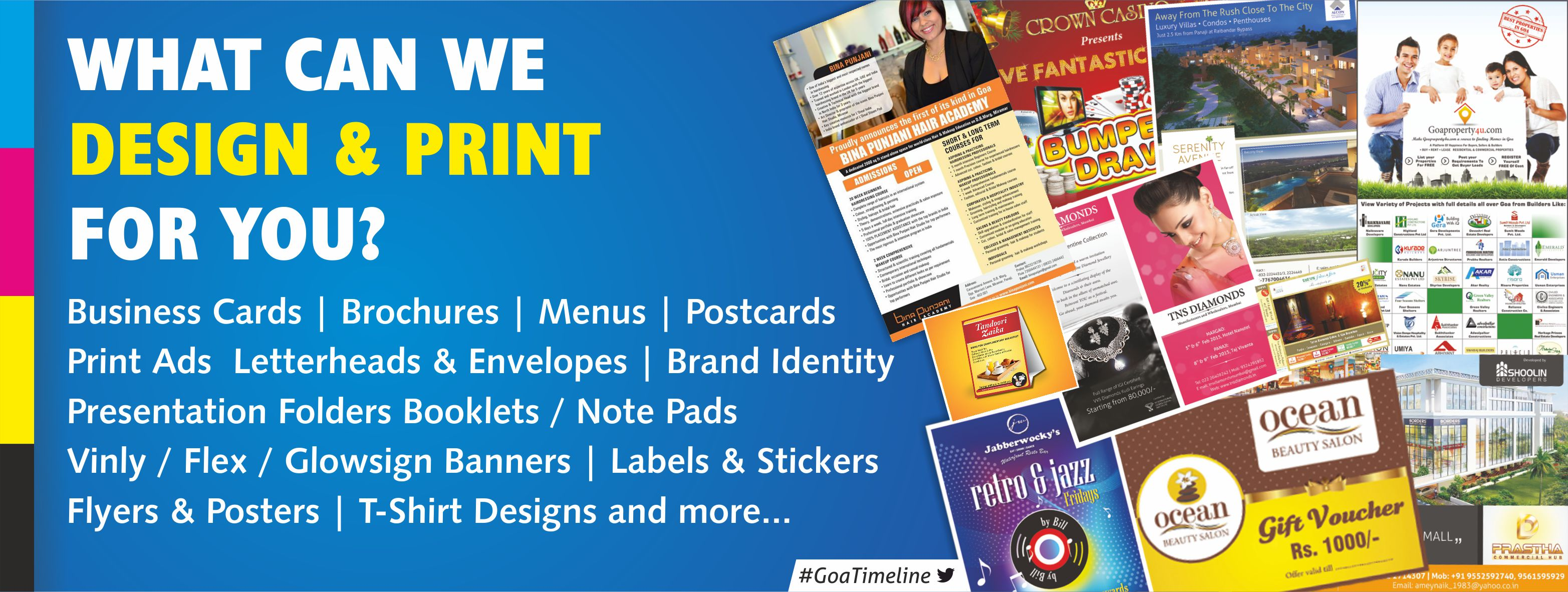 Printing Agencies in Goa | Offset Printing in Goa
