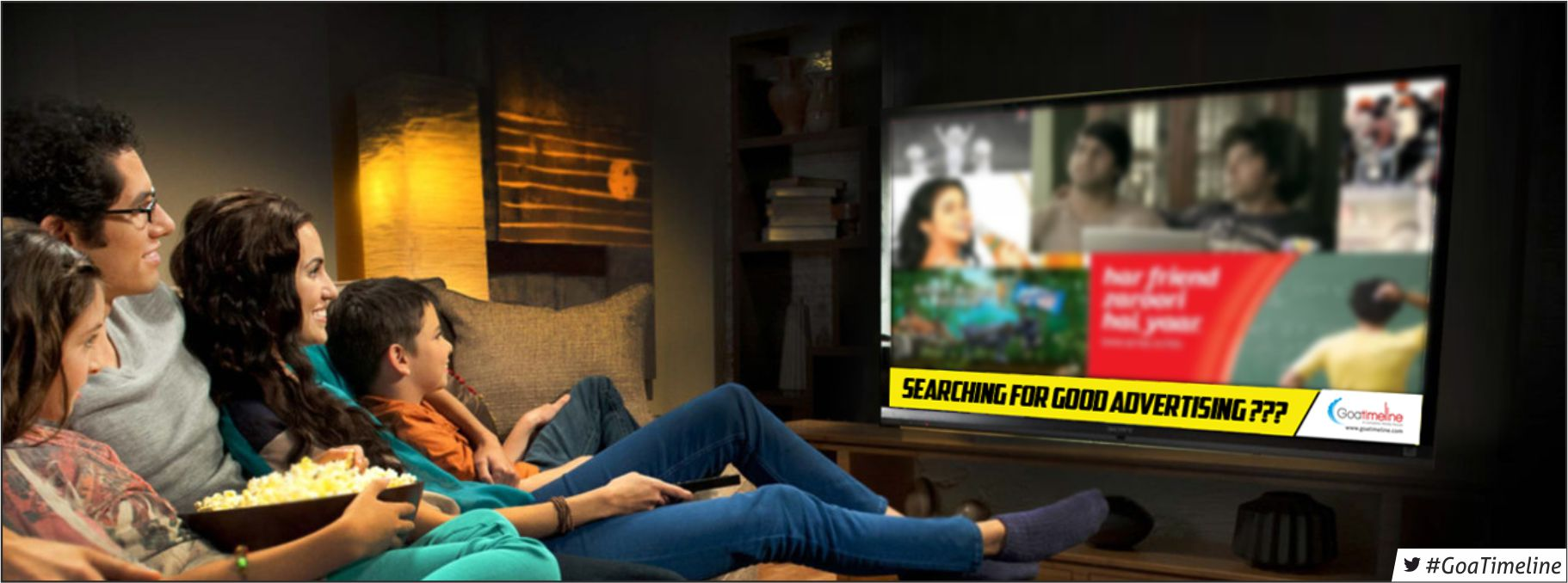 Television Advertising in Goa | Advertising Agencies in Goa