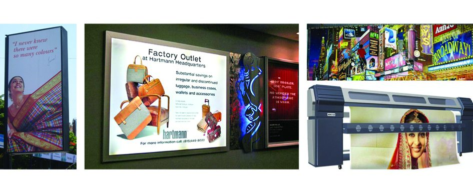Flex Printing for Indoor & Outdoor Promotion