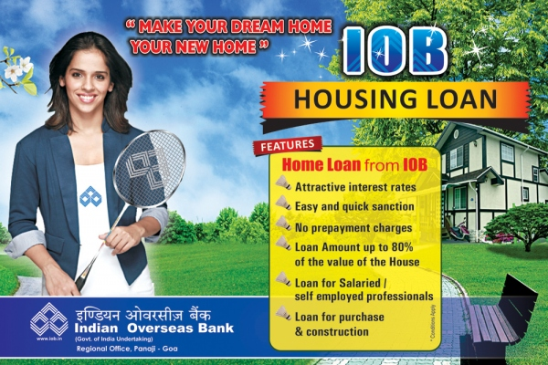 Housing Loan (flex Printing)
