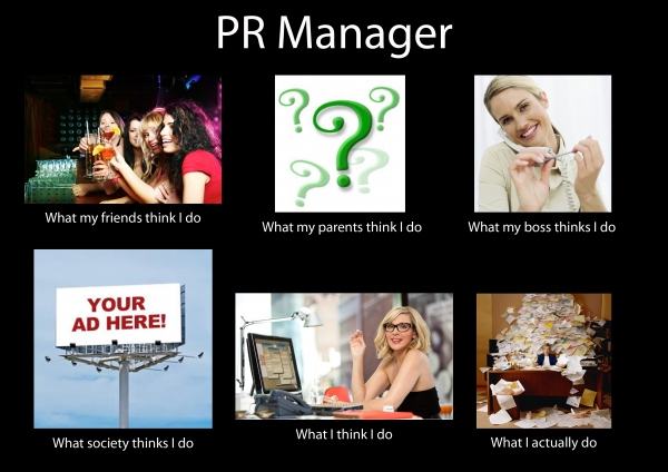 Public Relation Manager