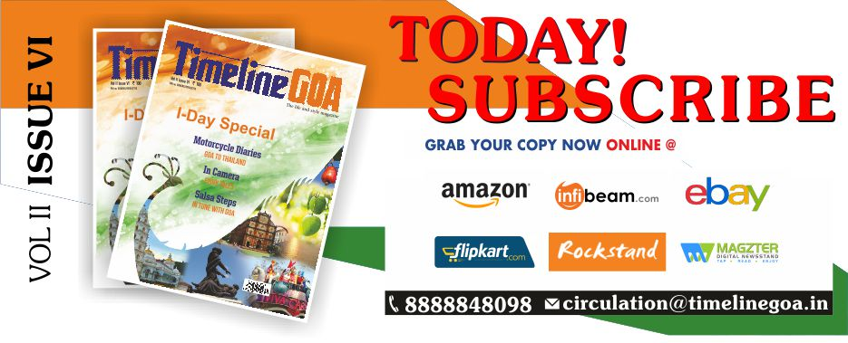 timeline goa magazine issue 6 in goa