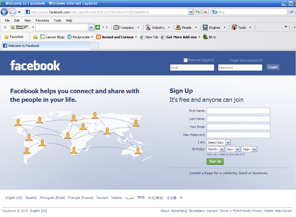 facebook-sign-up-screen